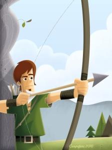 Peter Campofiori - Robin Hood
